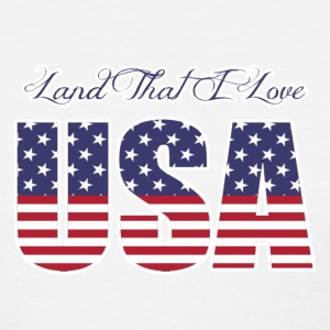 Land That I Love - Women's T-Shirt