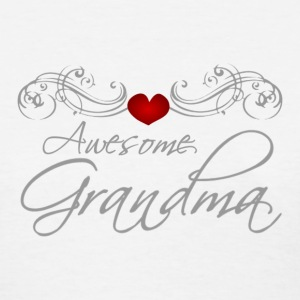 Awesome Grandma - Women's T-Shirt