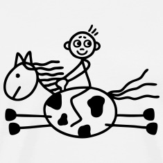 Rider - Western Riding T-Shirts