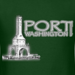 Port Washington Mens T-Shirt - Men's T-Shirt