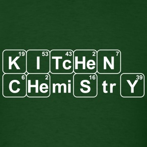 Kitchen Chemistry_V1 T-Shirts - Men's T-Shirt