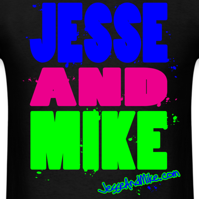 Jesse and Mike Tee - Men's