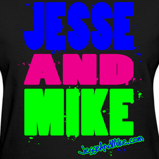 Jesse and Mike Tee - Women's
