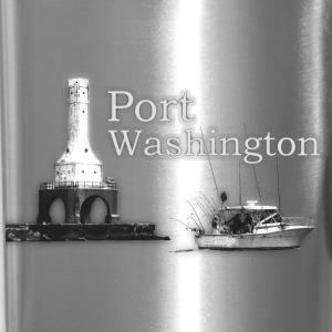 Port Washington Merch Bottles & Mugs - Travel Mug