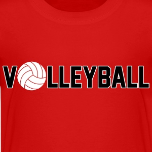 Volleyball  Kids' Shirts - Kids' Premium T-Shirt