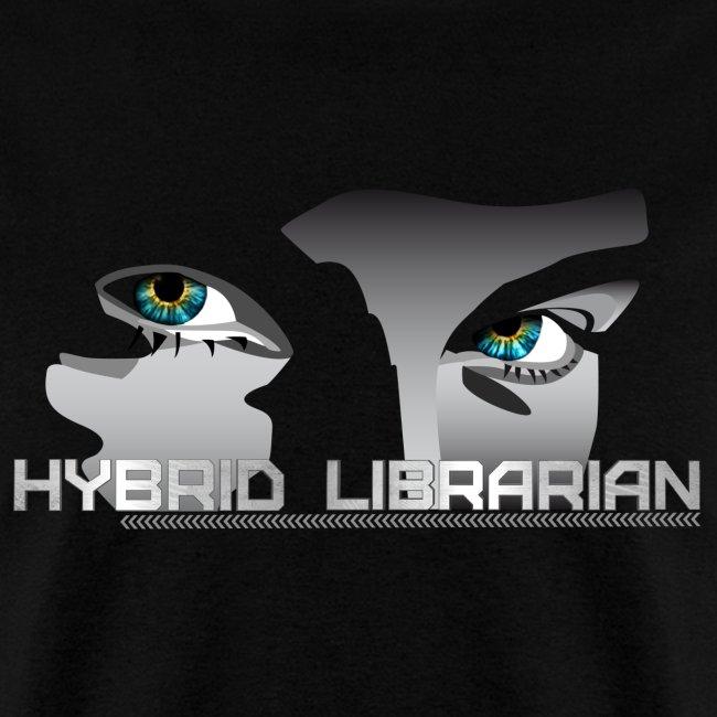 """Hybrid Librarian"" Men's T-Shirt"