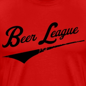 Beer League T-Shirts - Men's Premium T-Shirt