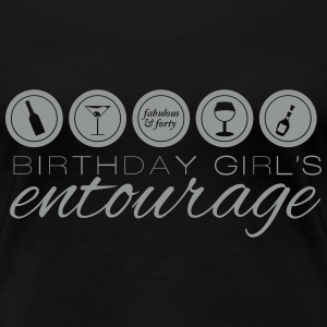 40th Birthday Party Women's T-Shirts - Women's Premium T-Shirt