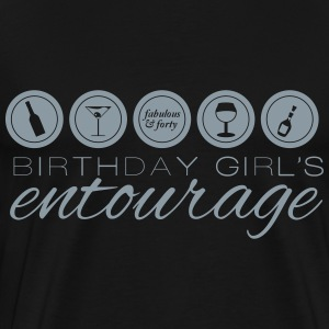 40th Birthday Party T-Shirts - Men's Premium T-Shirt