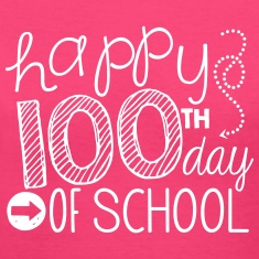 happy 100th day of school Women's T-Shirts