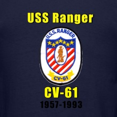 USS Ranger CV-61 Tribute Shirt