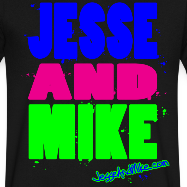 Jesse and Mike V-neck - Men's