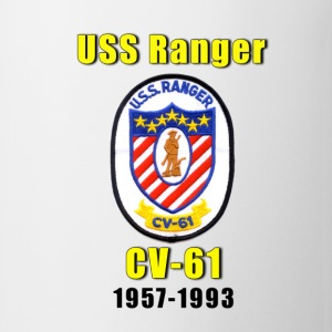 USS Ranger CV-61 Tribute Coffee Mug - Coffee/Tea Mug