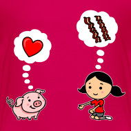 Design ~ For the Love of Bacon (Toddler)