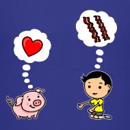 Design ~ Boys Love Bacon, Too (Kids)