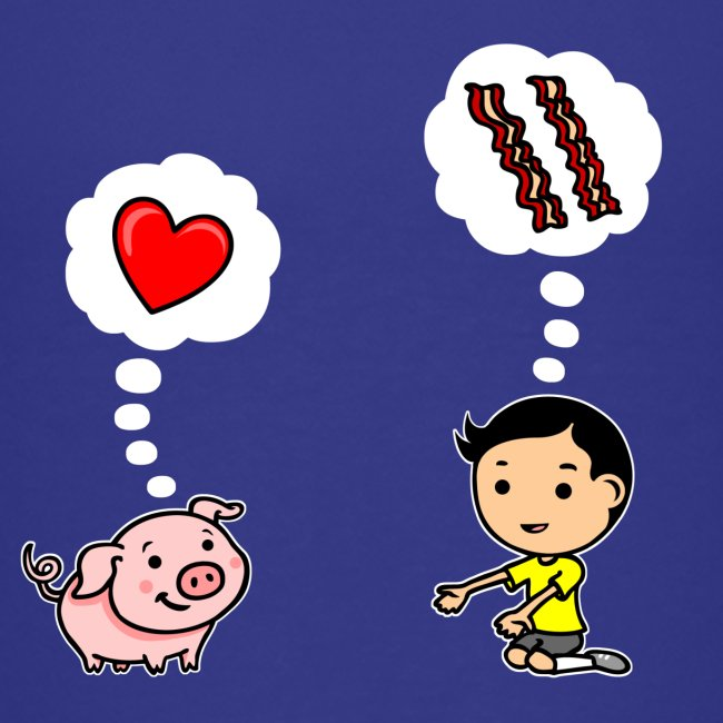 Boys Love Bacon, Too (Kids)