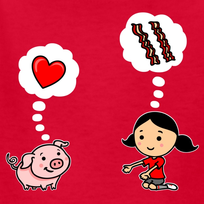 For the Love of Bacon (Kids)