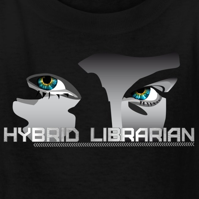 """Hybrid Librarian"" Kids' T-Shirt"