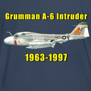 A-6 Intruder Tribute Shirt Available in 3X and 4X - Men's Premium T-Shirt