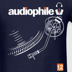 audiophile T-Shirts - Men's T-Shirt