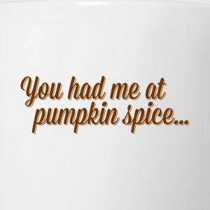 Pumpkin Spice Bottles & Mugs - Coffee/Tea Mug
