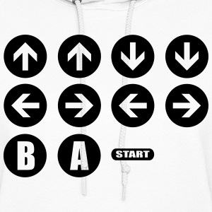 Game Cheat Code  Hoodies - Women's Hoodie