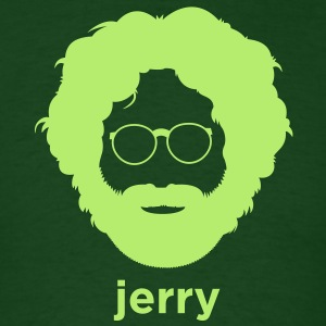 Jerry Garcia T-Shirts - Men's T-Shirt