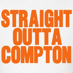 STRAIGHT OUTTA COMPTON T-Shirts - Men's T-Shirt