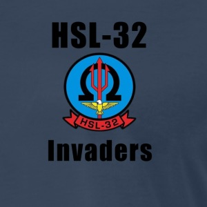 HSL-32 Invaders Shirt Available in Larger Sizes - Men's Premium T-Shirt