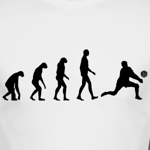 Evolution Volleyball  Long Sleeve Shirts - Men's Long Sleeve T-Shirt by Next Level