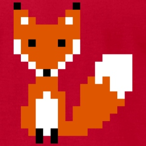 Fox - Men's T-Shirt by American Apparel
