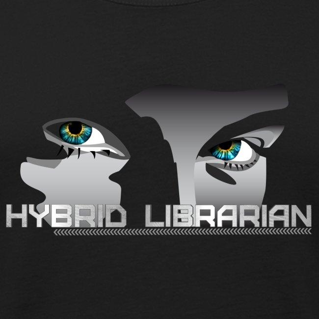 """Hybrid Librarian"" Men's Tanktop"