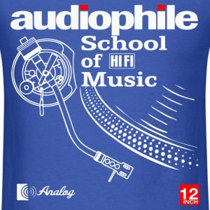 audio fidelity T-Shirts - Men's T-Shirt