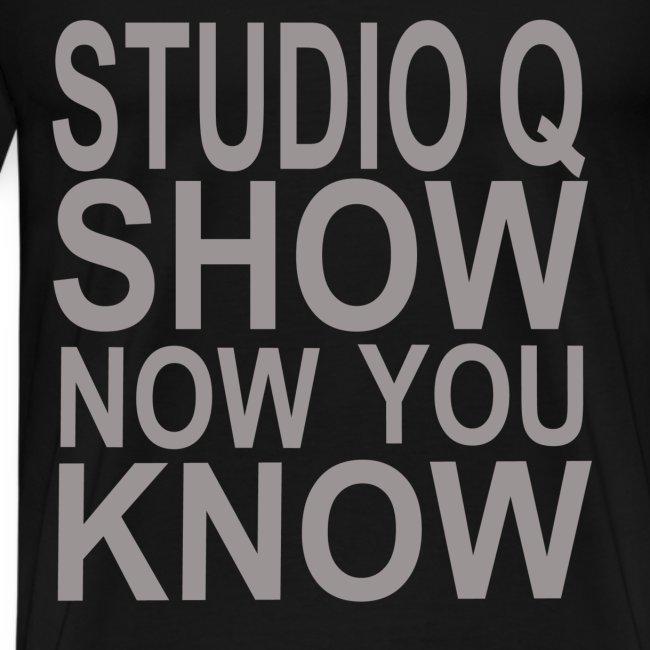 Men's Studio Q Show Tee