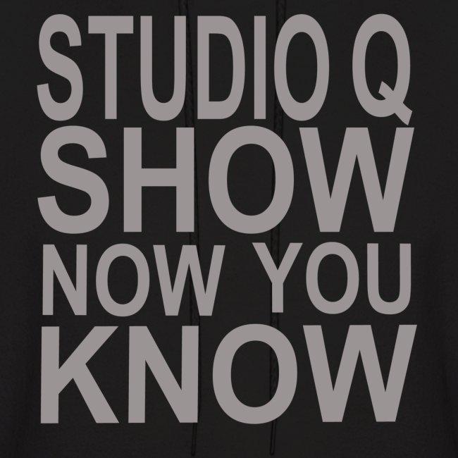 Studio Q Show Men's Hoodie