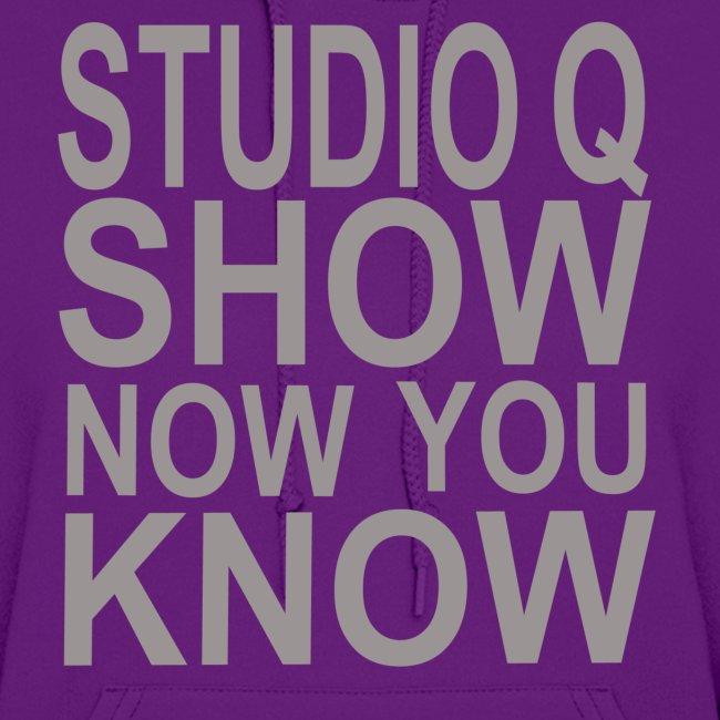 Women's Studio Q Show Hoodie