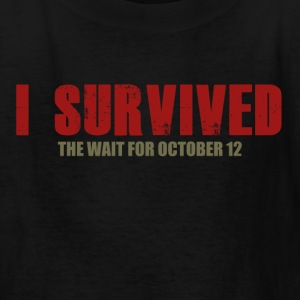 I survived Kids' Shirts - Kids' T-Shirt