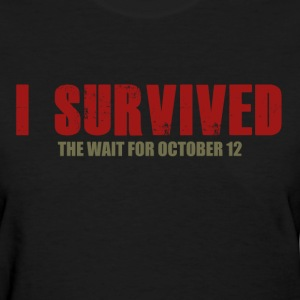 I survived Women's T-Shirts - Women's T-Shirt