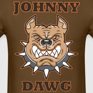 Johnny Dawg - Men's T-Shirt