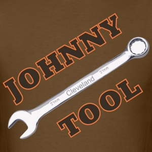 Johnny Tool - Men's T-Shirt