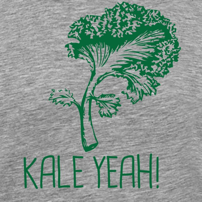 Kale Yeah! Tee (Unisex)