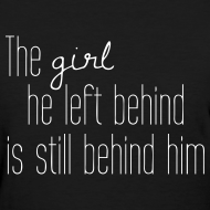 Design ~ The girl left behind..