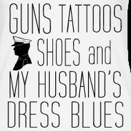 Design ~ Guns, Tattoos +Marine Image