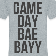Design ~ Generic: Game Day Bae Bayy