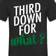Design ~ Green: Third Down for What?