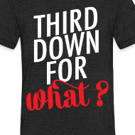 Design ~ Red: Third Down for What?