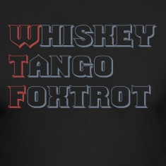 WTF Whiskey Tango Foxtrot Long Sleeve Shirts