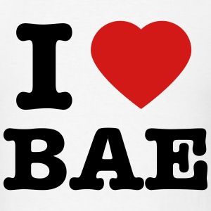 Men's I Love Bae T-Shirt - Men's T-Shirt