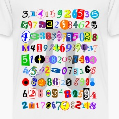 Colorful and Fun Depiction of Pi Calculated