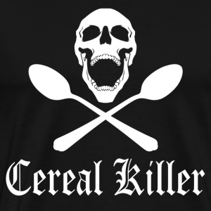 Cereal Killer T Shirt  - Men's Premium T-Shirt